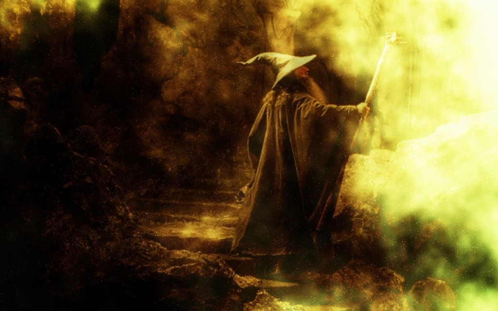Gnostic themes in Lord of the Rings