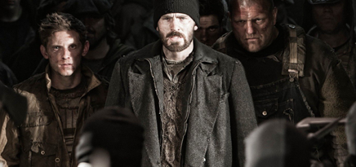 Scene from movie Snowpiercer