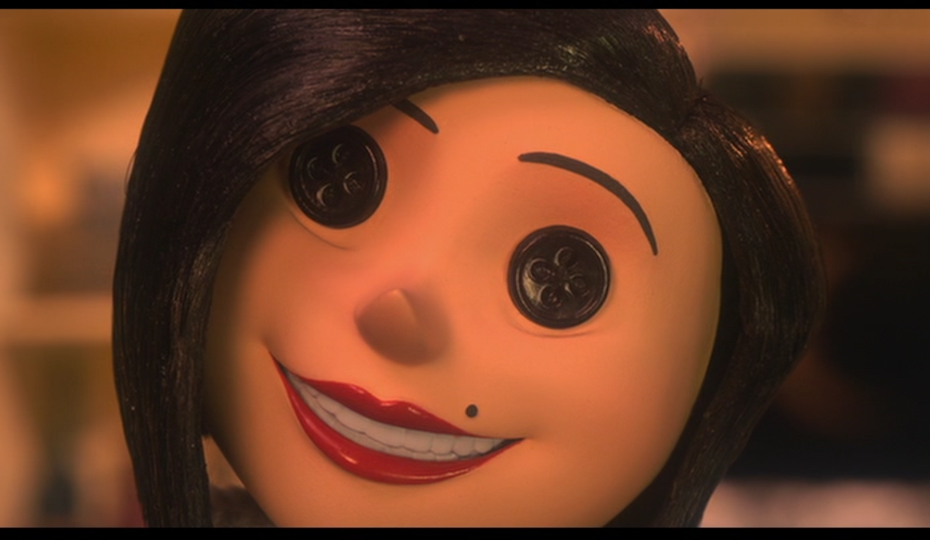 coraline button eyes