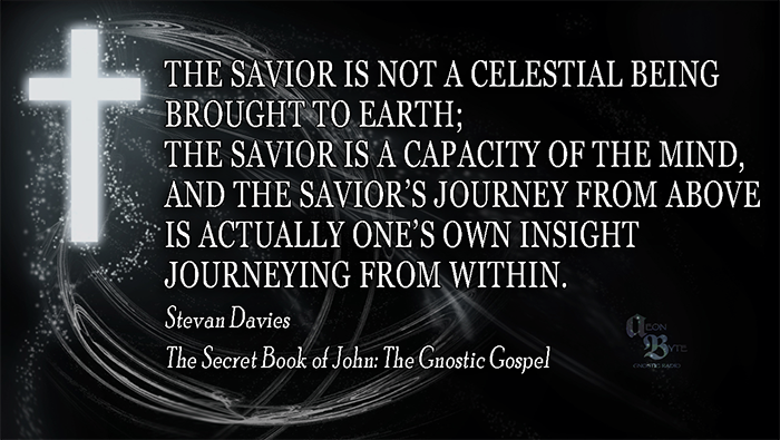 Gnostic savior quote