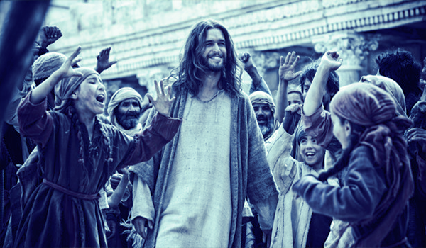 When Jesus Laughed