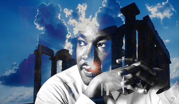 The Pagan Faith of Martin Luther King Jr.