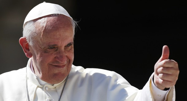 Did Pope Francis Just Reveal the  Secret to a Christian Mystery?