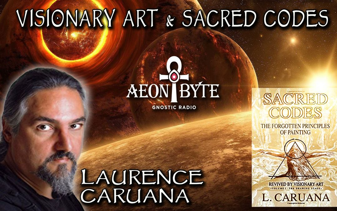 Visionary Art and Sacred Codes