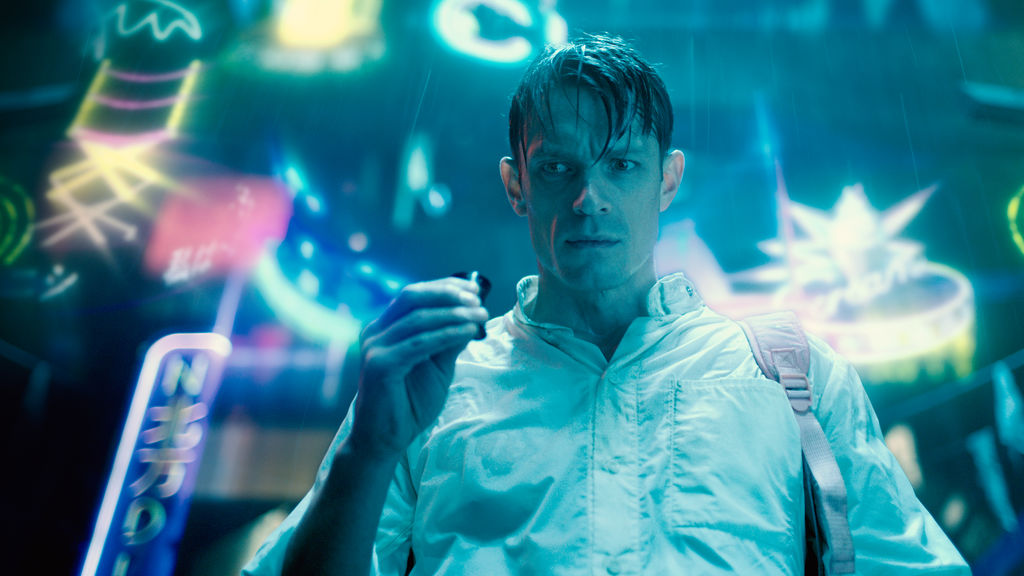 The Best Gnostic Television Ever gnostic themes in altered carbon