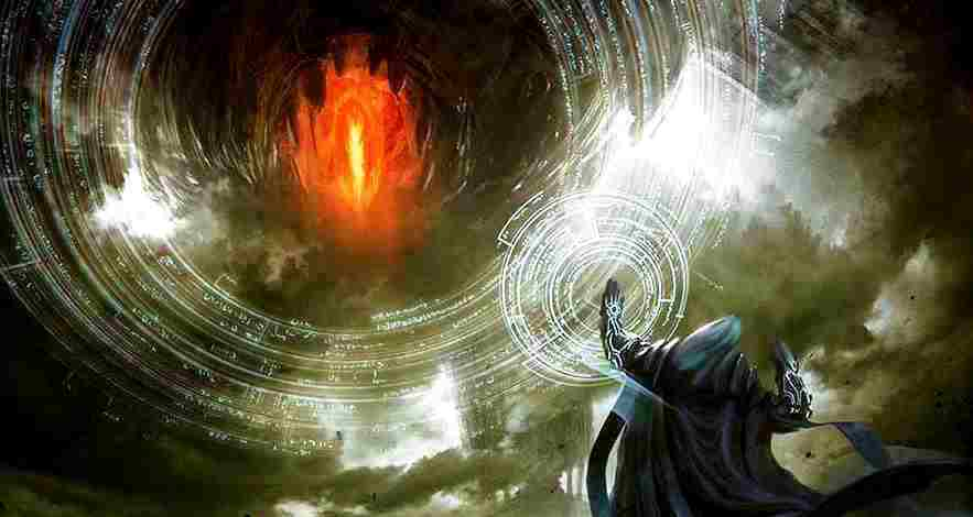 The Radical Way Gnostics Used Magic chaos titanomachy