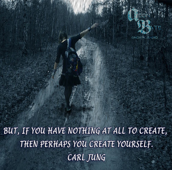 Famous Scientists Who Tapped Into Magic & Imagination to Change the World Jung Quote Create Yourself