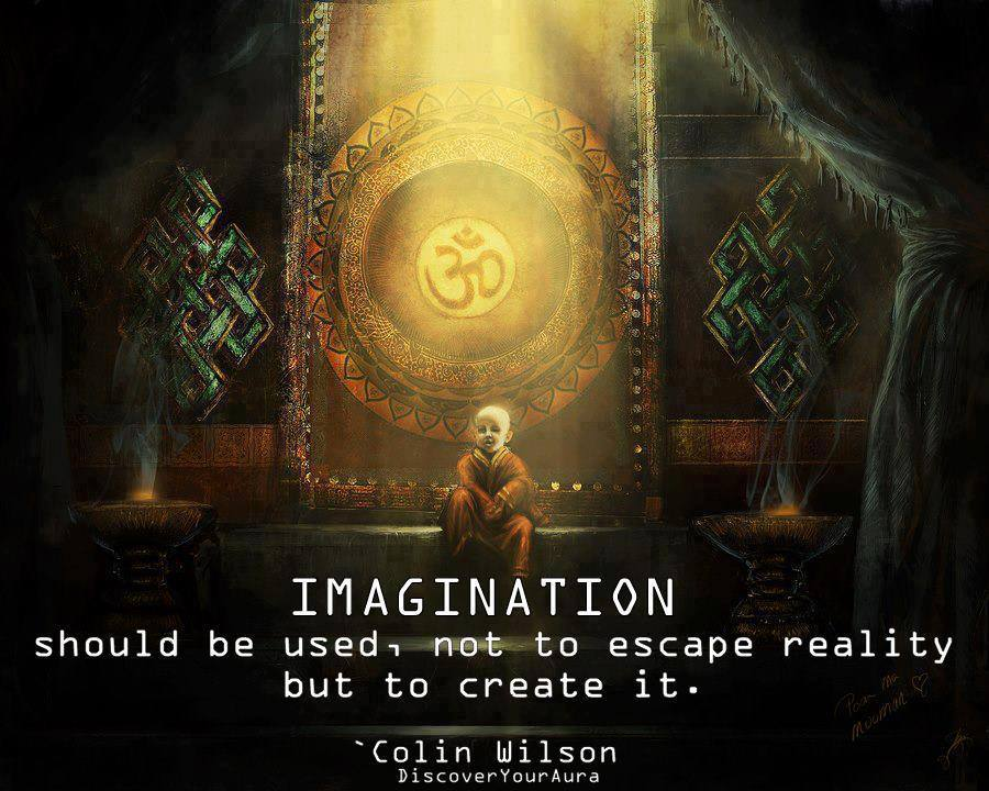 Famous Scientists Who Tapped Into Magic & Imagination to Change the World collin wilson