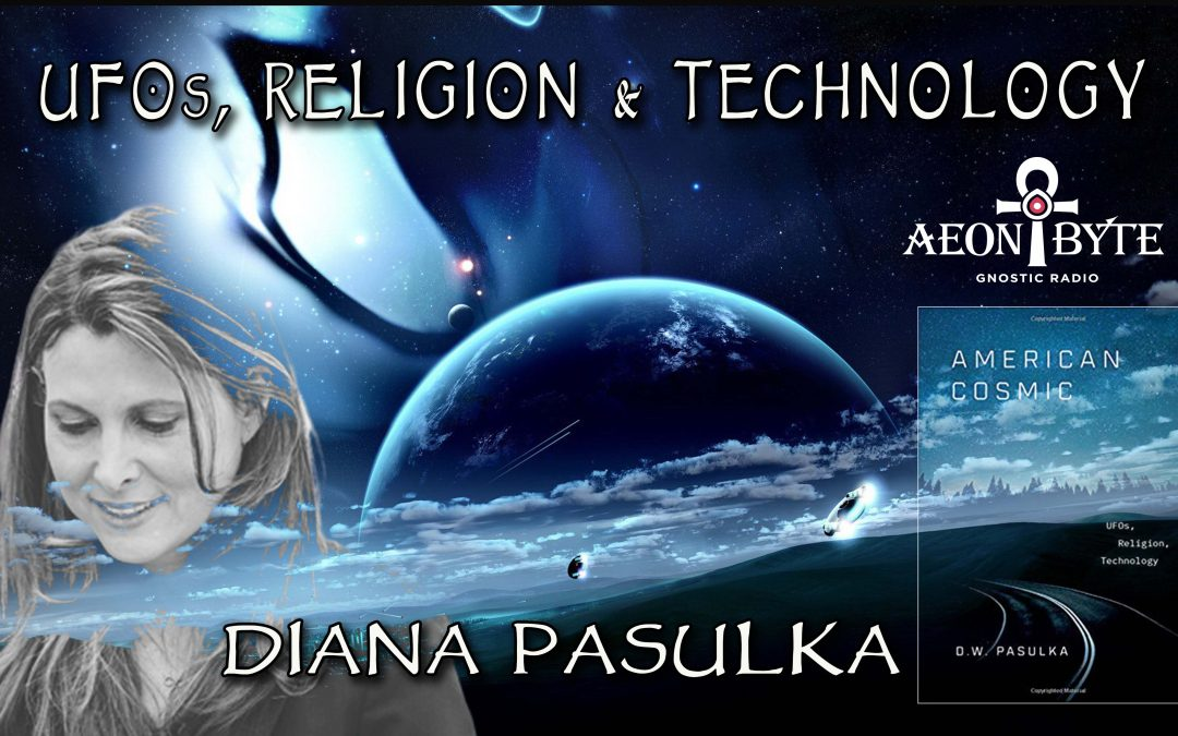 New and Complete Episodes 2019 Ufos Religion and Technology with Diana Pasulka 1080x675