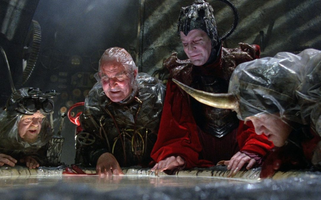 Time Bandits: A Gnostic Odyssey