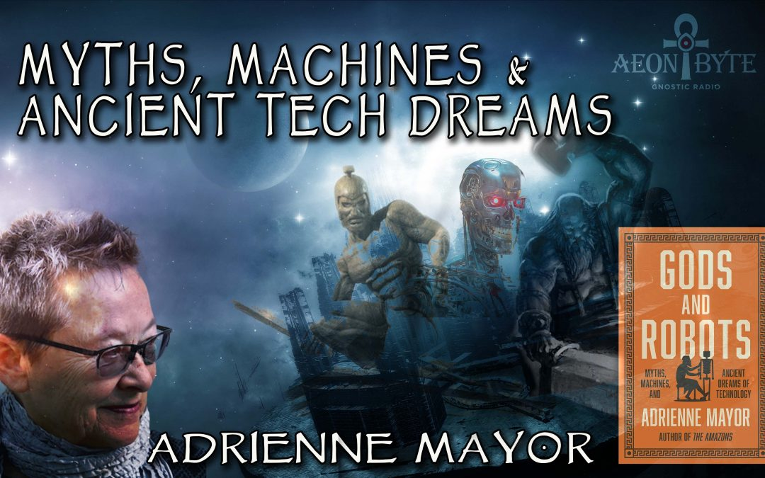 Myths, Machines, and Ancient Tech Dreams