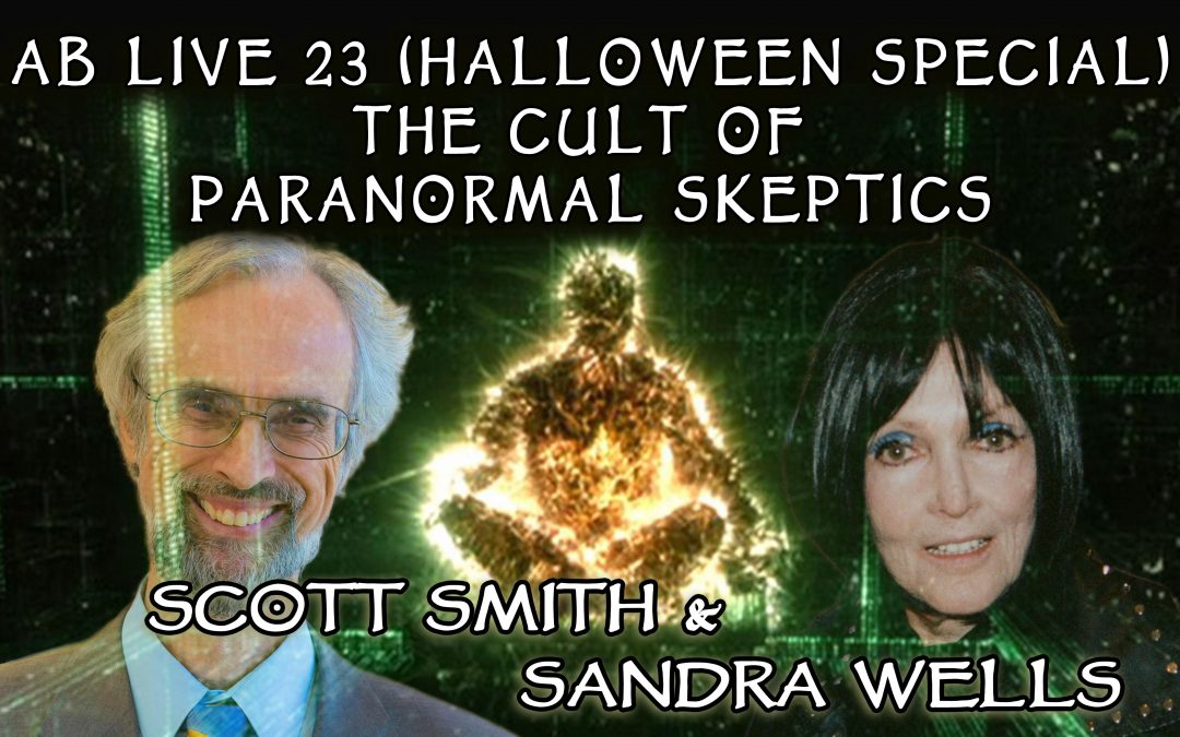 The Cult of Paranormal Skeptics (Halloween Special)