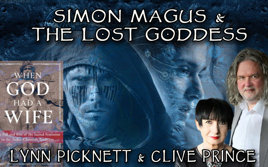 Simon Magus and the Lost Goddess