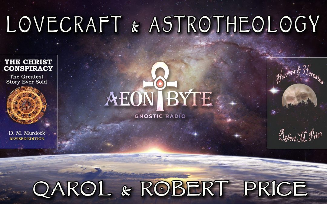 Lovecraft and Astrotheology