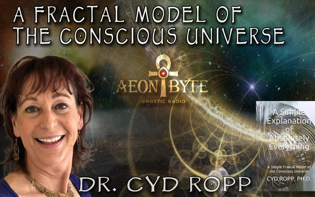 A Fractal Model of the Conscious Universe