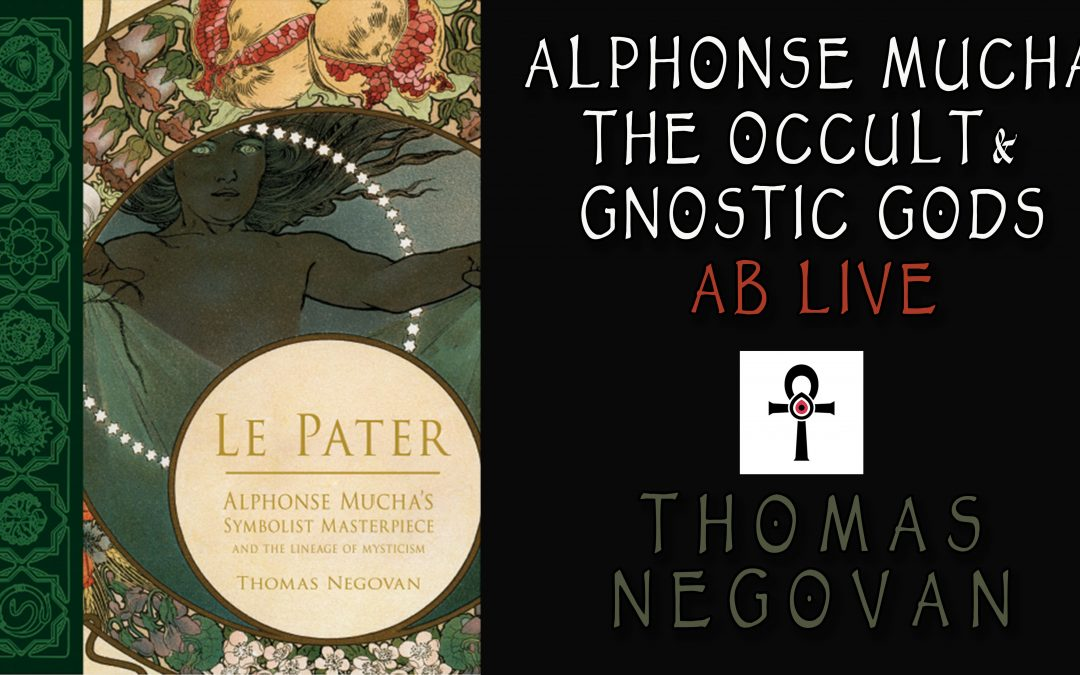 Alphonse Mucha, The Occult, and Gnostic Gods
